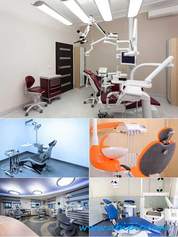 دانلود تصاویر استوک تجهیزات دندان پزشکی Equipment for dental surgeries