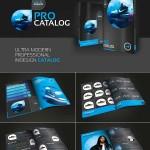 دانلود طرح لایه باز کاتالوگ و بروشور تجاری Business Catalog – Brochure