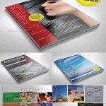دانلود قالب مجله ایندیزاین 50 صفحه ای InDesign Magazine Template 50 page