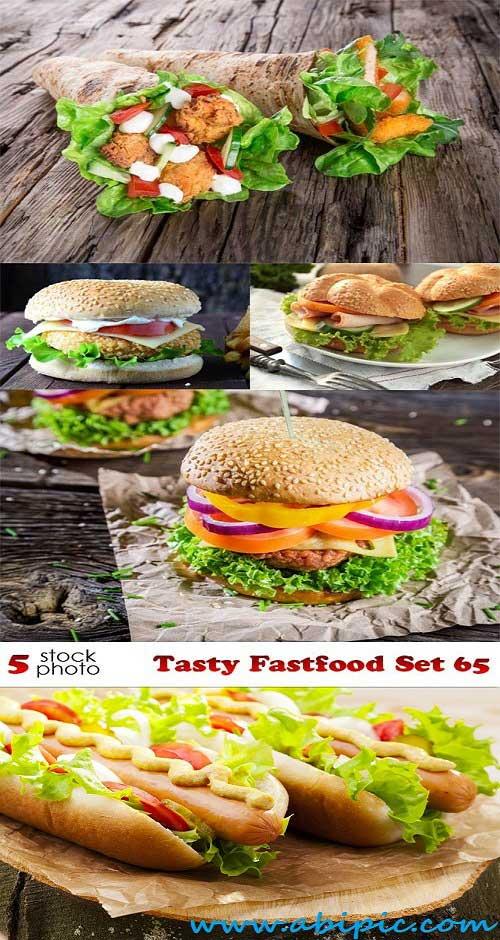 دانلود تصاویر استوک فست فود Stock Photos Tasty Fastfood
