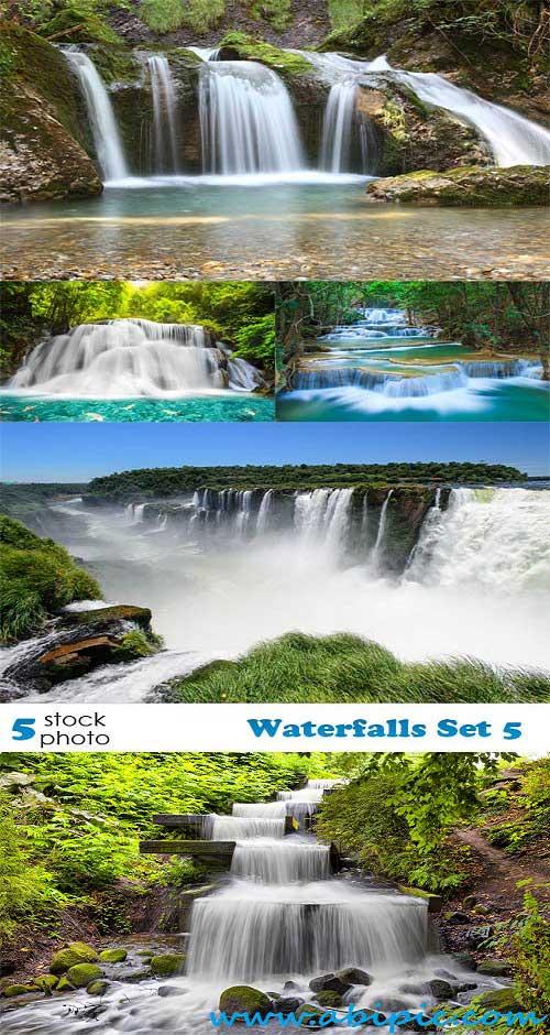 دانلود تصاویر استوک آبشار Stock Photos Waterfalls
