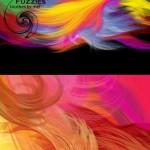 دانلود براش فتوشاپ با طرح پر Photoshop Brushes Feather & Fuzzies