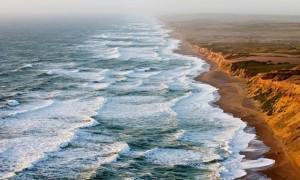 عکس ساحل، عکس موج دریا