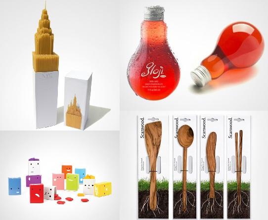 نمونه هایی از بستهبندی هاي خلاقانه محصولات