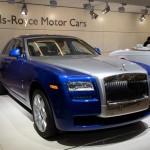 عکس مدل های جدید Rolls - Royce