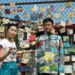 استتار انسان ها هنری زیبا از Liu Bolin