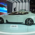 عکس ماشین KIA GT