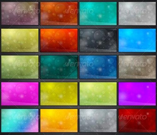 دانلود تصاویر بکگراند لایه باز آبسترکت به همراه فایل وکتور Abstract Backgrounds