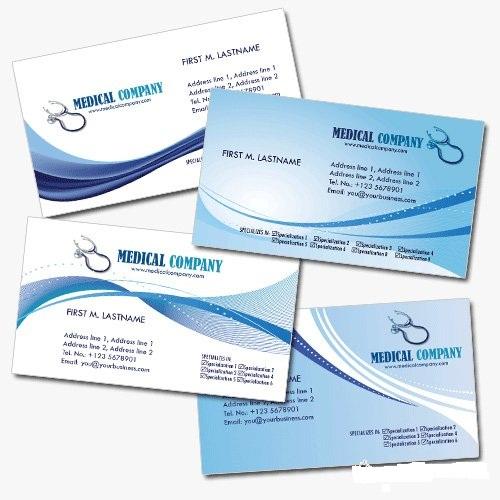 دانلود کارت ویزیت دندانسازی و دندانپزشکی Dental Business Cards
