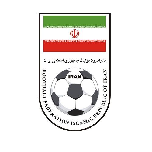 دانلود وکتور لوگوی فدراسون فوتبال جمهوری اسلامی ایران