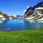 عکس های بسیار زیبا از رشته کوه آلپ