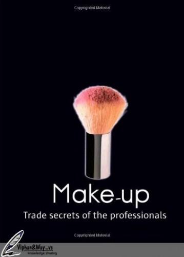 دانلود کتاب آموزش رازهای روتوش و آرایش Make-up: Trade Secrets of the Professionals
