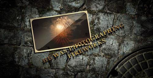 دانلود پروژه افترافکت برای عکاسان PHOTOGRAPHER - Project for After Effects