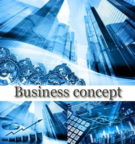 دانلود 5 تصویر استوک تجاری Stock Photo: Business concept