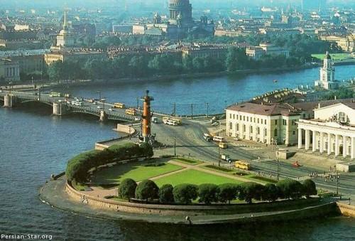 عکس شهر سنپترزبورگ در روسیه
