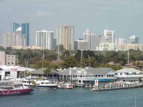 عکس فورت لادردیل در فلوریدای آمریکا