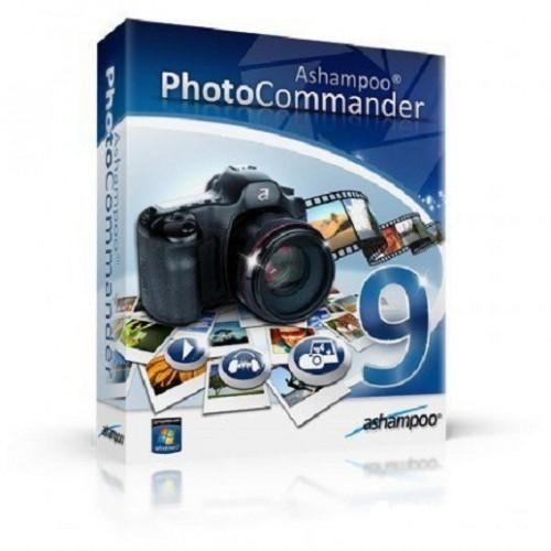 دانلود نرم افزار مدیریت و ویرایش تصاویر Ashampoo Photo Commander 9 version 9.4.1