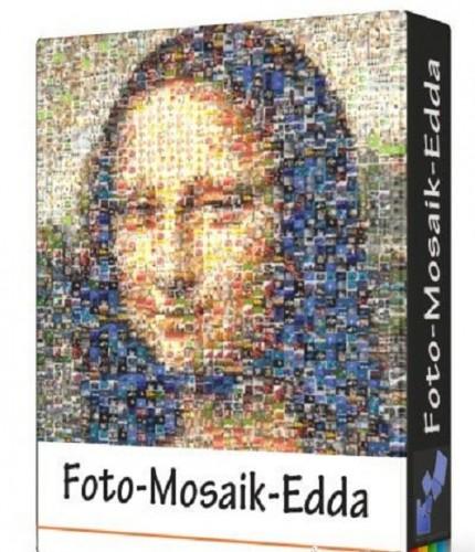 دانلود نرم افزار ساخت تصاویر موزائیکی Foto-Mosaik-Edda 6.6.11333.1
