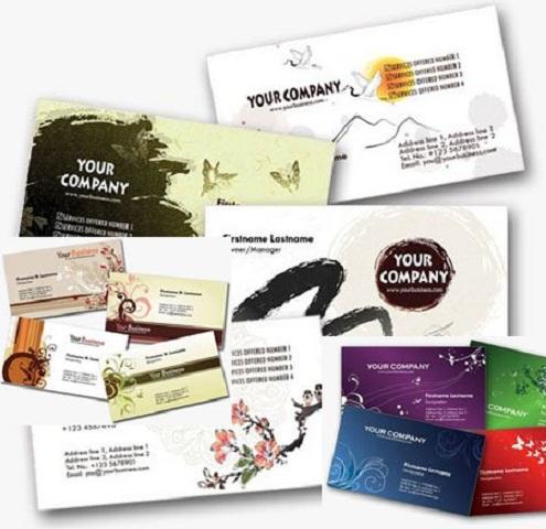 دانلود مجموعه ای از کارت ویزیت های لایه باز فوق العاده زیبا Personal Business Cards Bundle