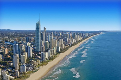 عکس شهر گلدکست در استرالیا
