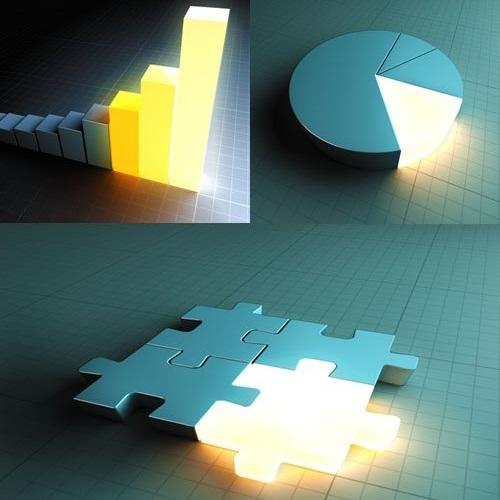 دانلود تصاویر استوک نمودارها و دیاگرام Stock Photo - Diagram