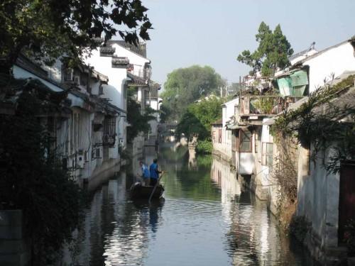 عکس شهر سوژو در چین