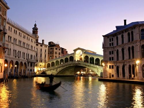 عکس شهر ونیز در ایتالیا