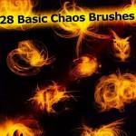 دانلود مجموعه 28 براش زیبای جادویی Brushes set – 28 basic chaos