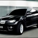 دانلود مدل سه بعدی  3D Model BMW X6 برای نرم افزارهای سه بعدی