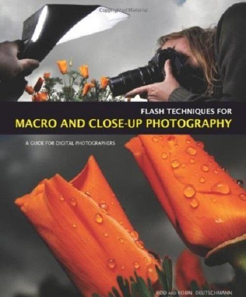دانلود کتاب آموزش استفاده از فلش در عکاسی ماکرو Flash Techniques for Macro and Close-Up Photography