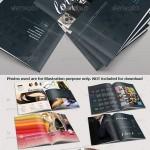 طرح آماده بروشور و کاتالوگ 12 صفحه ای برای ایندیزاین GraphicRiver – Brochure & Catalogue INDD