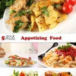 دانلود سری 3 عکس های شاتر استوک غذا Stock Photos – Appetizing Food