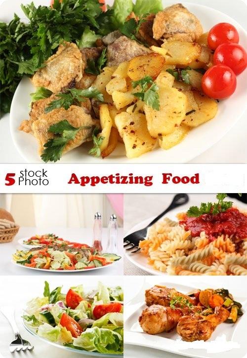 دانلود سری 3 عکس های شاتر استوک غذا Stock Photos - Appetizing Food