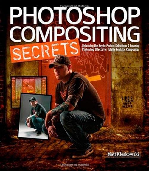 دانلود آموزش اسرار ترکیب تصاویر فتوشاپ Photoshop Compositing Secrets