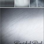دانلود تکسچر یا بافت های فلزی (فولاد) Scratched Steel – textures