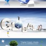 دانلود 3 طرح لایه باز تجاری برای فتوشاپ Sources – Business Development