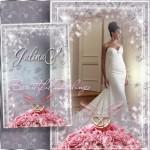 دانلود قاب عکس عروسی با نام حس زیبا Wedding Frame  Beautiful Feelings