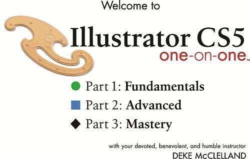 دانلود فیلم آموزش ایلوستریتور سطح حرفه ای Illustrator CS5 One on One Mastery