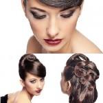 دانلود تصاویر استوک مدل های مو برای خانم ها Woman hair Stock Photo