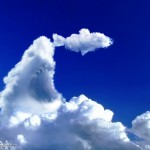 عکس های هنری زیبا با ابر