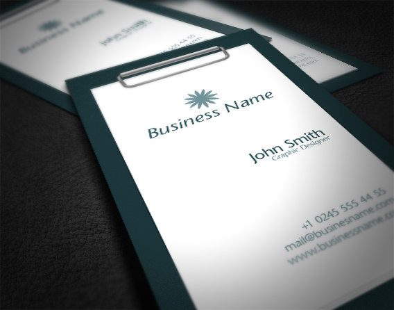 دانلود سری جدید طرح های لایه باز کارت ویزیت Business Card PSD Template