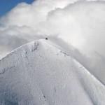 عکس کوهتان و برف
