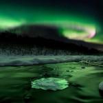 عکس شفق قطبی