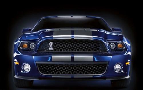 فورد شلبی GT500