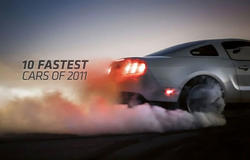 تصاویری از پرشتاب ترین خودروهای دنیا