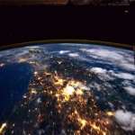 تصاویر فوق العاده از کره زمین در شب