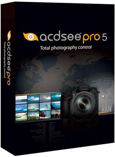 دانلود نرم افزار ACDSee Pro 5.1.137 Final