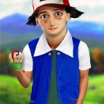 عکس های فتوشاپی شده و کمدی از ابزیگران و خوانندگان