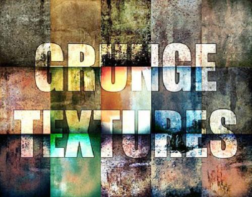 دانلود 20 تکسچر یا بافت کثیف و قدیمی برای فتوشاپ Grunge Textures for Photoshop