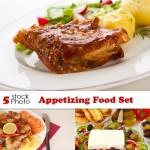 دانلود تصاویر استوک غذا شماره 4 Photos – Appetizing Food